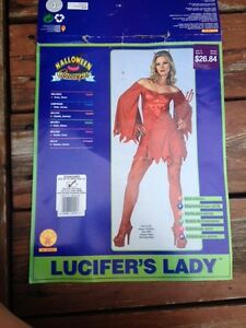 women's lucifers lady costume Belleville Belleville Area image 3