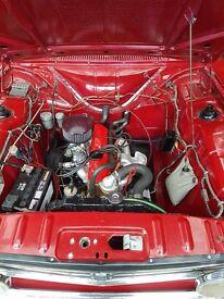 Ford cortina classic
