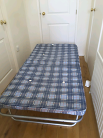 Folding Z Bed In As New Condition Excellent Quality Selby