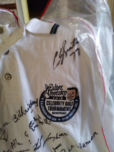 One of a kind Professional Golf Jersey extremely rare!! WOW