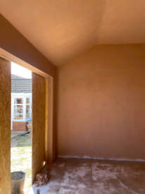 I am offering professional plastering services during th