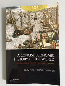 A Concise Economic History of the World, 5th Edition