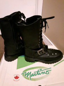 Martino women's leather Boots