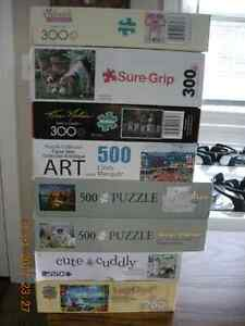 8 Puzzles