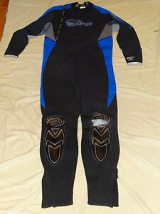 Full Diving Suit-BARE VELOCITY 3MM Velocity -Men's XL London Ontario image 1