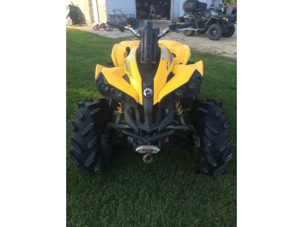 Used 2007 Can-Am Renegade 800