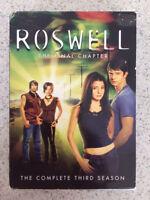 COFFRET DVD DE ROSWELL SAISON 3 FINAL CHAPTER