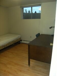 1 room left, June July Aug, females only, 2 min. walk to UNB