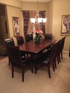 9 Piece Dinning set    Dinning Table