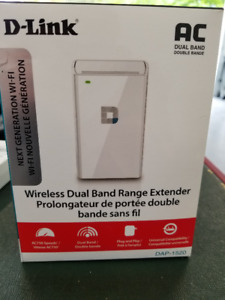 D-Link DAP-1520 Dual Band Wireless Range Extender