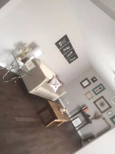Beautiful main level of North End home for rent, everything inc.