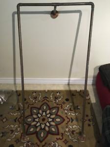 Claw Foot Tub Copper Shower Curtain Rod