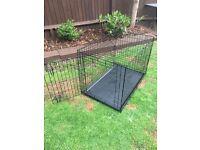 Large dog Crate - unused