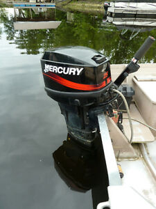 Mercury 25HP 2004 Long Shaft, Fleet of 11 + 2 in parts available