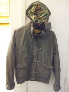 FIREFLY SPRING/FALL JACKET SIZE LARGE (SIZE 12-14)