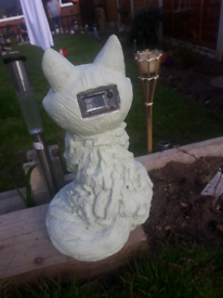 Solar powered ornament for sale