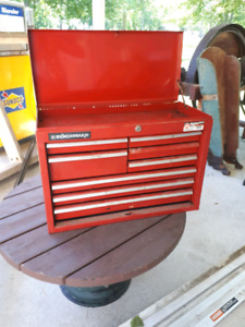 TOP CHEST TOOL BOX ... BENCHMARK