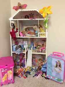 Barbies - could sell separately