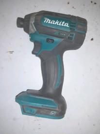 Makita 18v impact driver