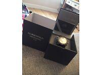 Globenfeild limited edition v.12 watch