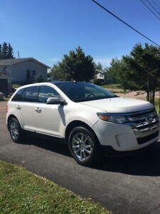 2013 Ford Edge Limited AWD-Dealer Maintained-REDUCED!