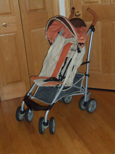 Poussette GRACO ultra compacte ideal pour zoo, magasinage