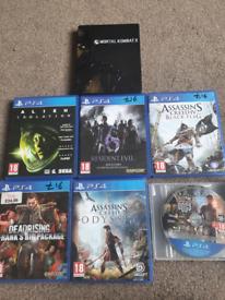 PS4 Top Games Read Description PS5 Games