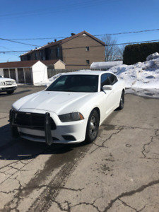 dodge charger 2012 police pack