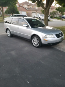 05 Passat GLS wagon 5 speed w leather