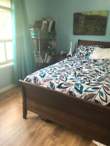 Furnished room for rent in a beautiful house