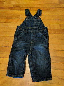 Baby gap 6-12 month overalls