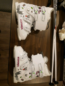 Rossignol Snow Ski package for woman or girl