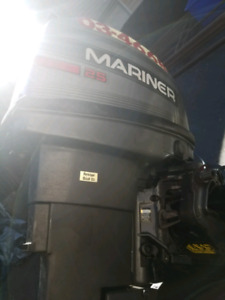25 mariner outboard 2004
