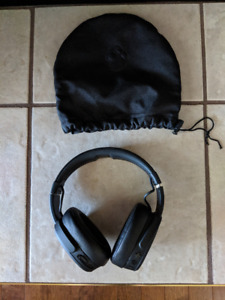 Skull Candy Crusher Wireless Bluetooth Headphones For sale!