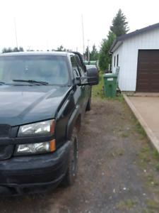 Mirroir chevy et gmc pickup 2000 a 2007