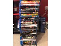 Massive collection of blu Ray dvds