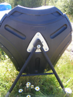 Lifetime Compost Tumbler
