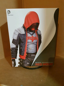 Dc collectibles arkham knight redhood statue