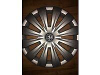 Vw Golf hubcap wheel alloy