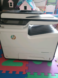HP PageWide Managed MFP P57750dw All-in-One Multifunction Printer