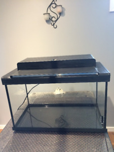 10 Gallon Aquarium for sale