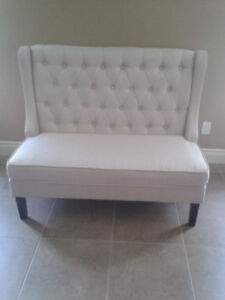 Tufted Sette Bench (Love seat)