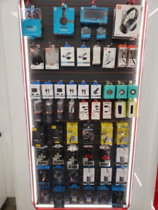 CASES - ASSORTED CELL PHONE ACCESSORIES