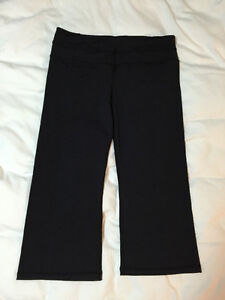 Brand New Fake Lululemon Groove Crops