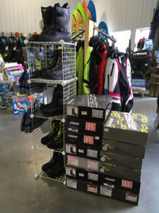 30% OFF Castle X, HMK, CKX & MTN Products! SNOW BOOTS!