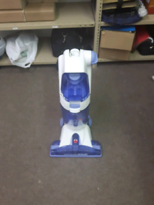 Hoover vacuum and carpet cleaner