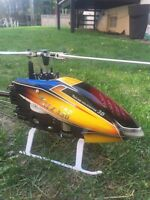HELICOPTERE TREX 450 PRO
