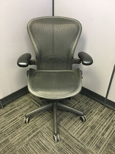 Ergonomic Office Chair Sale Starting at $199 - Open Sturday 9-12