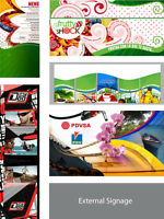 CREATIVE Graphic Design + WEB + PRINT - Always Available