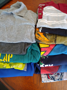 Boys size 4-5 shirts